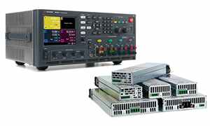 E36300 Series Triple Output Power Supply