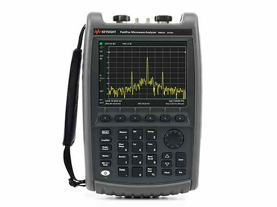 N9952A FieldFox Handheld Microwave Analyzer, 50 GHz